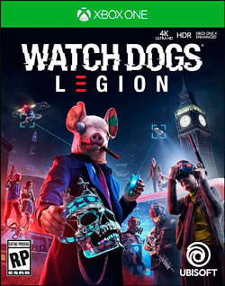 WATCH DOGS: LEGION (LTD)
