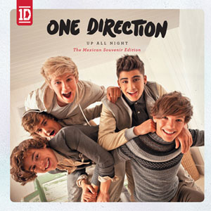 UP ALL NIGHT-THE MEXICAN SOUVENIR EDITION (CD DLX)