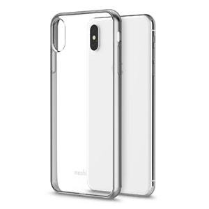 VITROS CASE - JET SILVER FOR IPHONE XS MAX