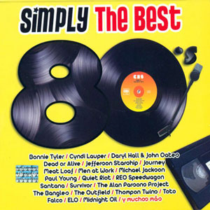 SIMPLY THE BEST 80