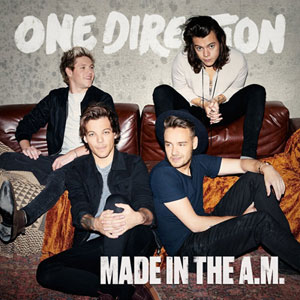 MADE IN THE A.M. (JEWEL CASE) (CD 13 TRACKS + BOOKLET 12 HOJAS)