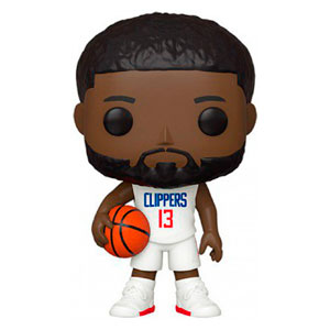 POP FUNKO NBA CLIPPERS PAUL GEORGE