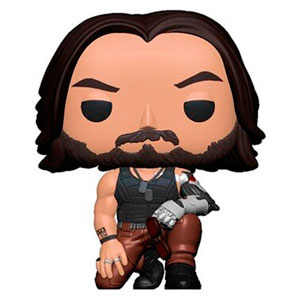 POP FUNKO CYBERPUNK 2077 JOHNNY SILVERHAND