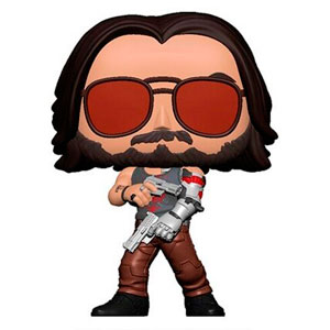 POP FUNKO CYBERPUNK 2077 JOHNNY SILVERHAND 2