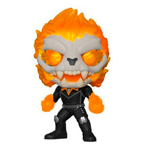 POP FUNKO INFINITY WARPS GHOST PANTHER