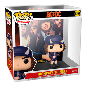 POP FUNKO ALBUMS AC/DC HIGHWAY TO HELL
