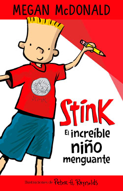 STINK. EL INCREIBLE NIÐO MENGUANTE